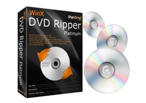 DigiartyのDVDリッピングツール「WinX DVD Ripper Platinum」を使ってみた!