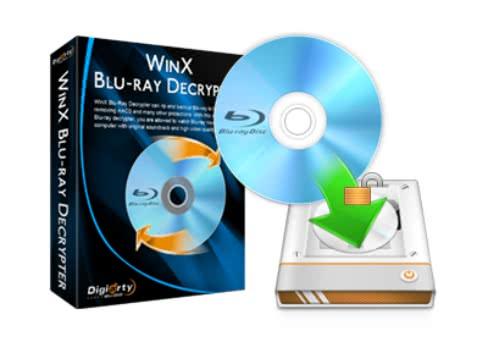 DigiartyのBDリッピングツール「WinX Blu-ray Decrypter」を使ってみた!