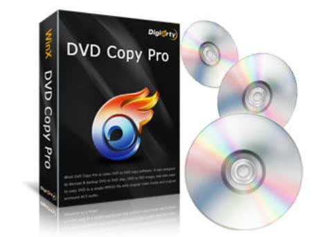 DVDバックアップソフト「WinX DVD Copy Pro」を使ってみた!