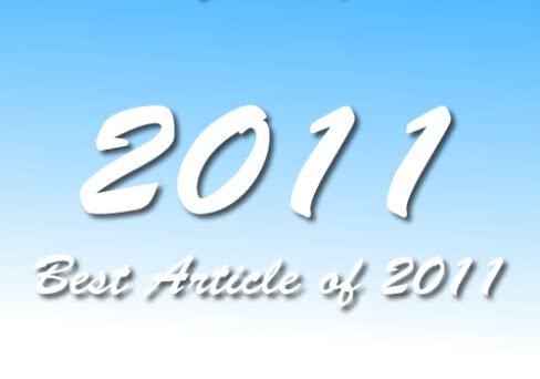 管理人が選ぶ2011年のShopDDの記事ベスト10!