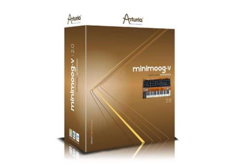 Arturiaが1日限定で仮想シンセサイザー「Minimoog-V Original」を無料公開中!