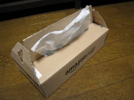 余っているAmazonのダンボール箱を有効活用しよう!