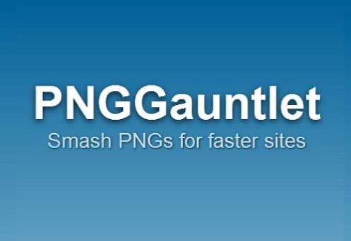 PNG画像を劣化させずに圧縮できる「PNGGauntlet」がすごい便利!