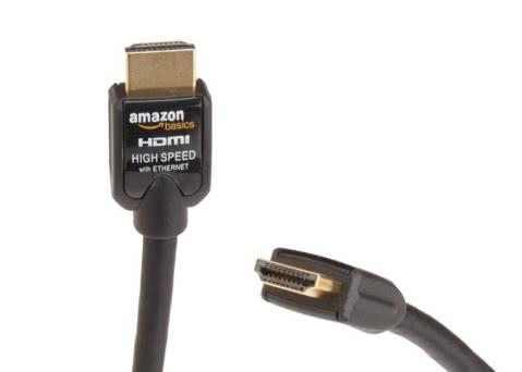 Amazonベーシック High Speed Ethernet対応 HDMIケーブルを買ってみた!