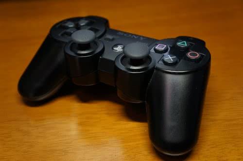 パソコンとPS3コントローラーをBluetooth接続して遊べるMotionJoy!