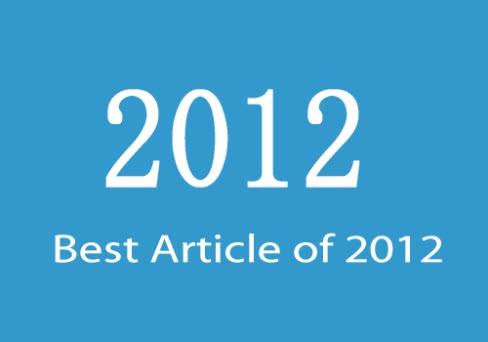 管理人が選ぶ2012年のShopDDの記事ベスト10!
