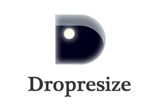 フォルダに画像を入れるだけでリサイズできるソフト「Dropresize」!