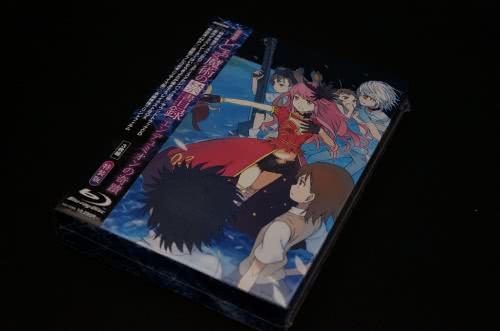 「とある魔術の禁書目録 ~エンデュミオンの奇蹟~」のBlu-ray特装版を買ってみた!