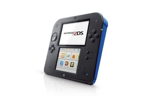 3D機能や折りたたみなどを取り除いた3DSの廉価版「Nintendo 2DS」を発表!