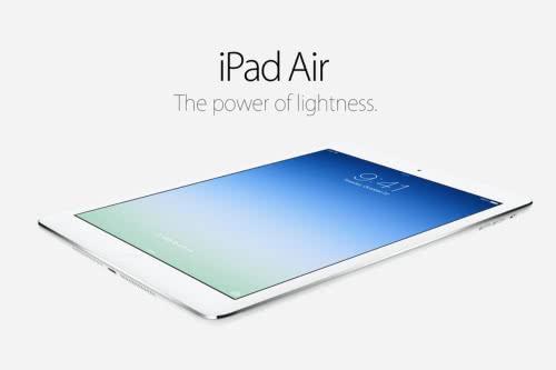 Appleが新型iPad Airと新型iPad mini Retinaを発表!