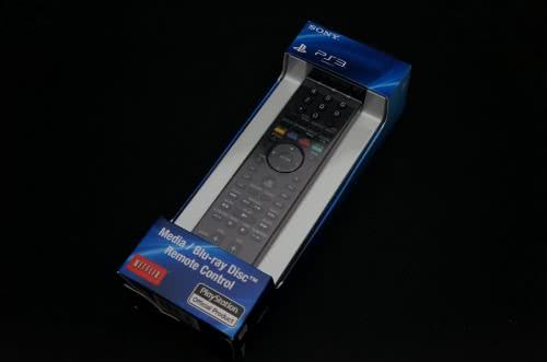 PlayStation3用リモートコントローラ CECH-ZRC1Jを買ってみた!