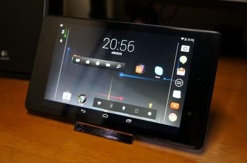 Nexus7対応 PW100 ワイヤレス充電スタンドを買ってみた!