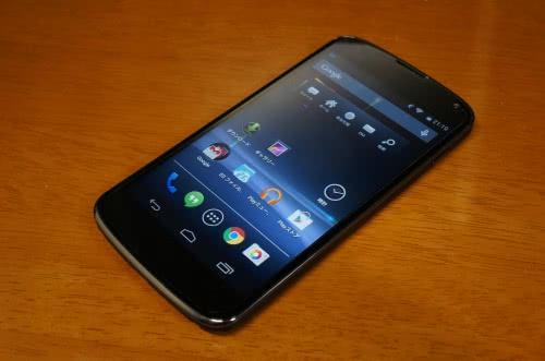 Google Nexus4がものすごい値下げされていたので買ってみた!