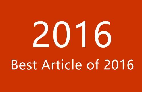 管理人が選ぶ2016年のShopDDの記事ベスト5!