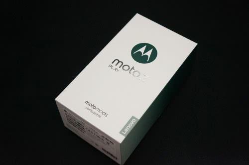 デュアルSIMで4G&3G同時待受可能なMotorolaのMoto Z Playを買ってみた!