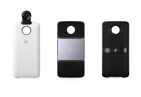 Moto Modsの「Moto Insta-Share Projector」と「Moto 360 Camera」が半額以下で販売中!