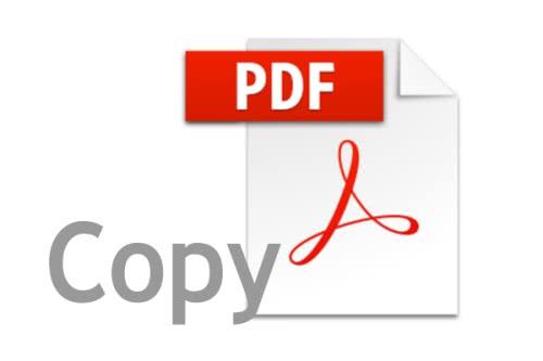 コピー禁止の保護されたPDFファイルから簡単にテキストをコピーする方法!