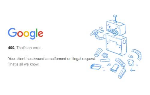 YouTubeでHTTP Error 400が出てサイトにアクセスできない時の解決方法!