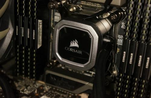 CORSAIR 簡易水冷CPUクーラーH60の新旧を比較してみました!