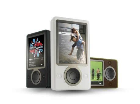 Microsoft、米国で249.99ドルで「Zune」を11月14日に発売!!!