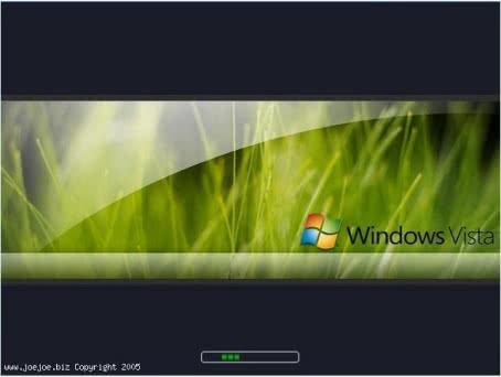 デスクトップ改造10 BootSkinで起動画面を変えよう!