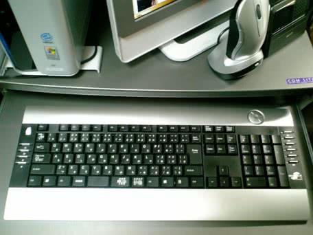 monox ワイヤレスキーボード&マウスを買ってみた!!!