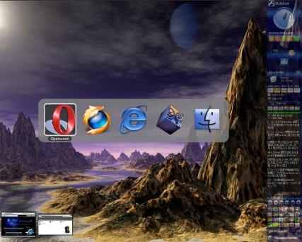 デスクトップ改造22 MacSwitchでAlt+Tabをカスタマイズ!