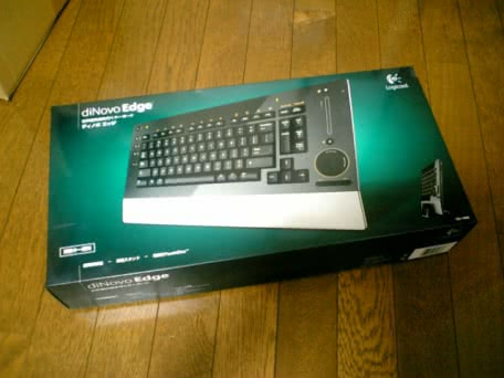 Logicoolの世界最先端を行くキーボード「diNovo Edge DN-1000」を買ってみた!
