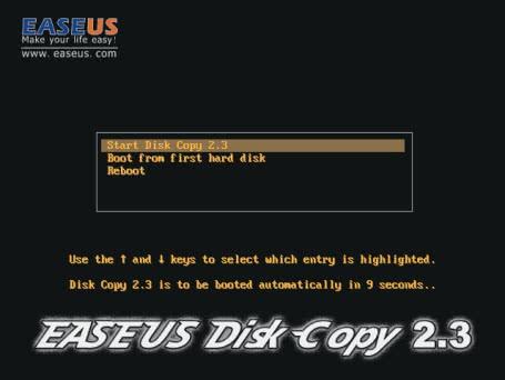 OSごとHDDをコピー可能なフリーソフト「EASEUS Disk Copy」!
