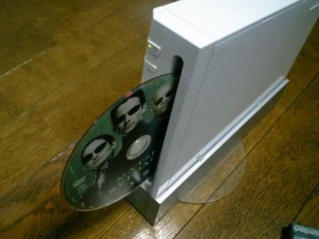 WiiでDVD-Videoを再生可能にする方法!