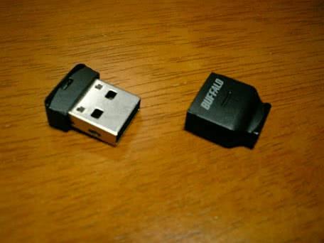 10円玉より小さい超小型 USB microSDカードリーダーを買ってみた!