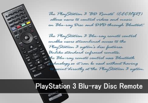 PS3用リモコンの「BDリモートコントローラ」を買ってみた!