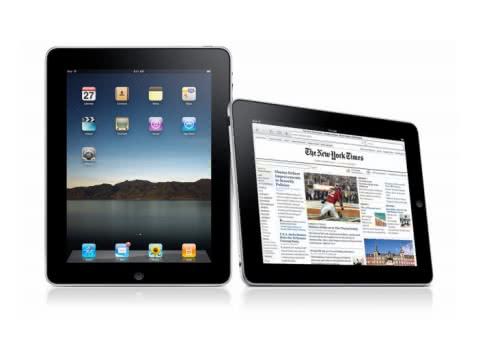 iPadに触れる機会があったのでその感想を。