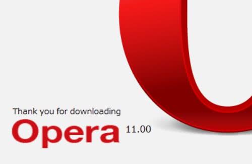 タブスタッキングなど多数の新機能を搭載した「Opera 11」正式版!