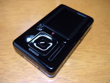KENWOOD media kegシリーズ「HD30GB9」のHDDを換装してみた!