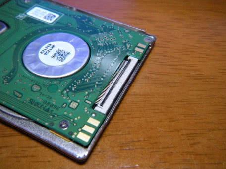 続・KENWOOD media kegシリーズ「HD30GB9」のHDDを換装してみた!