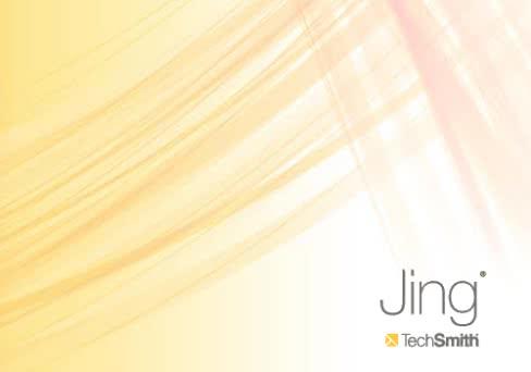 簡単にデスクトップを録画できるキャプチャーソフト「Jing」!